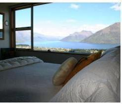 View from Remarkables Room